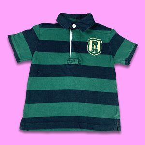 Polo Ralph Lauren Vintage Striped Polo Shirt